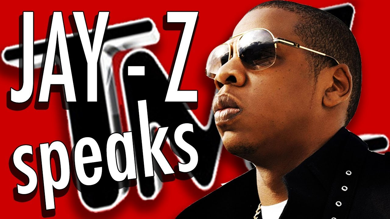 new tmz exclusive interview with jay z j d witherspoon. Black Bedroom Furniture Sets. Home Design Ideas