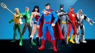 UNBOX: Justice League The New 52 Box Set ( Action Figures