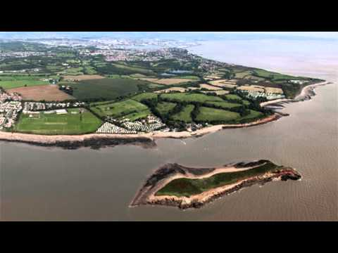 Sully Island Bristol Somerset