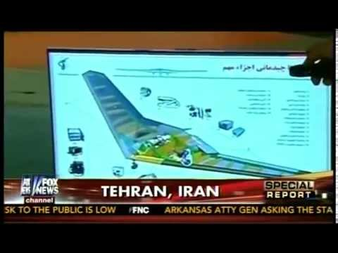Tehran, Iran Replicated Aircraft