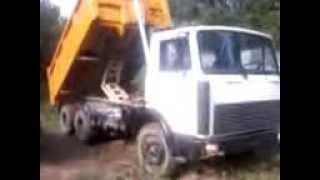Маз- 551605 самосвал