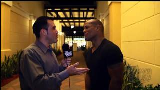 Hector Lombard says he will KO Jake Shields in March at UFC 171