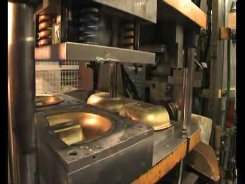 Selmer Saxophone Factory