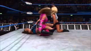 Knockouts Title Match: Tara vs. Gail Kim vs. Miss Tessmacher vs. Velvet Sky - Feb 21, 2013 view on youtube.com tube online.
