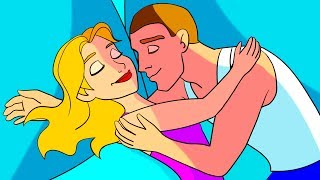 10 Couple Sleeping Positions and Their Real Meanings