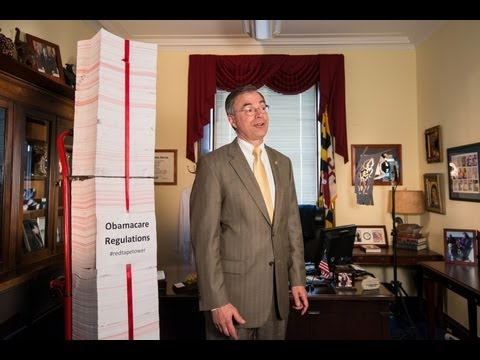 Weekly Republican Address 5/18/13: Rep. Andy Harris (R-MD)
