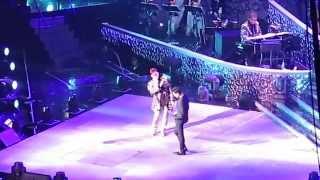 譚詠麟演唱會2015 - 誰可改變(嘉賓 張學友) YouTube 影片