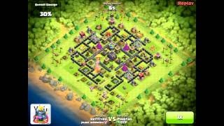 Clash Of Clans [Tutorial] Master League Tricks & Tips Ft