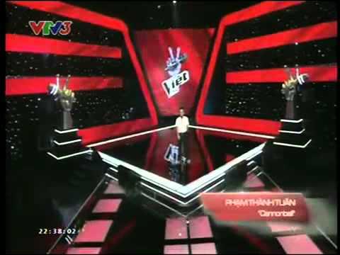 Phạm Thanh Tuân - Giọng hát Việt Nhí 2013 Tập 1 Ngày 1/6/2013