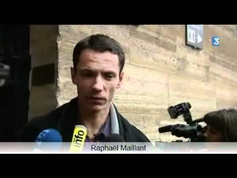 Sylvie Noachovitch - Affaire Raphaël Maillant - Reportage de France 3 du 23 janvier 2012