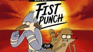 Regular Show: Fist Punch Playthrough 1