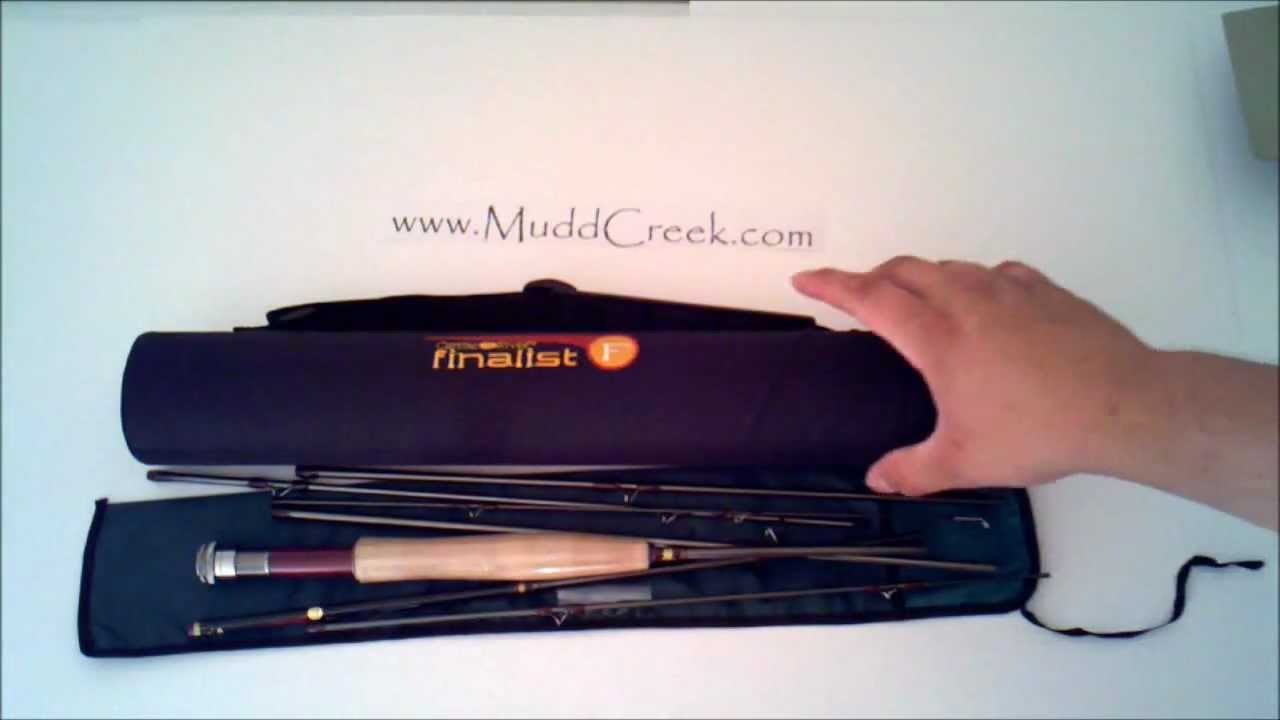 Crystal River Finalist 7 Piece Compact Fly Rod Review By