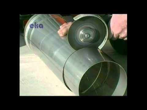 Montageanleitung edelstahlschornstein