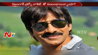Is Hero Ravi Teja Having Link with Drugs Dealer Kelvin?..