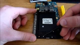 Samsung Galaxy Note GT-N7000 USB modül değişimi