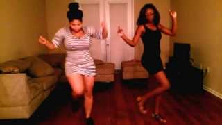Robin Thicke Blurred Lines LINE DANCE(HUSTLE)