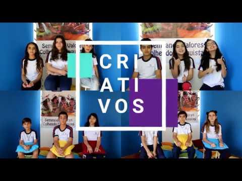 CRIATIVOS #6 - TEMPORADA 2018! | CONTOS POPULARES