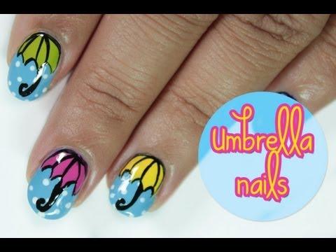 Umbrella nails