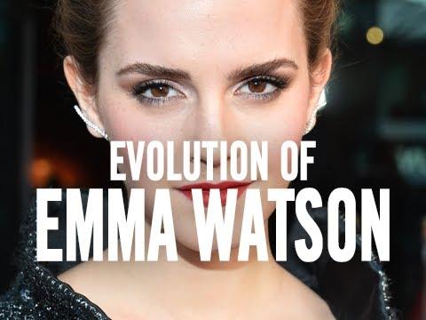 Emma Watson - Evolution of Emma Watson