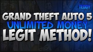 "GTA 5 ONLINE: NEW EASY MONEY METHOD ""MAKE MONEY FAST"