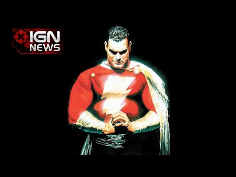 Dwayne Johnson Teases Shazam Role - IGN News
