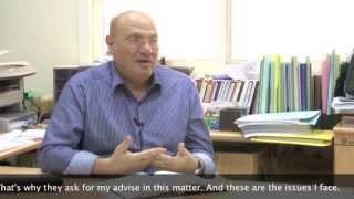 The Late CAS Associate Dean Dr. Ibrahim Sadek