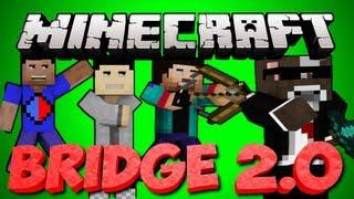 Minecraft THE BRIDGES Minigame