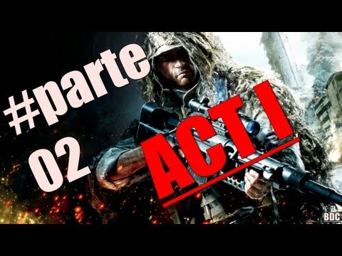 Sniper Ghost Warrior 2 ACT l Parte 2