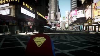 Superman + GTA IV + Final ICEnhancer 1.2.5 Modifed