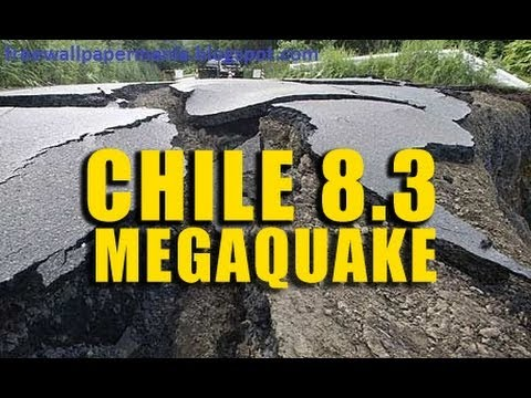 Monster! 8.3 Mag. MEGAQUAKE strikes CHILE | Tsunami Alert issued