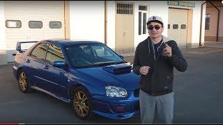 Subaru WRX STI - Мощности много не бывает! Раллийная прошивка! Замеры! Гонка с М5! Жорик Ревазов.