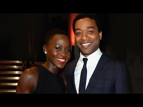 12 Years a Slave with Chiwetel Ejiofor
