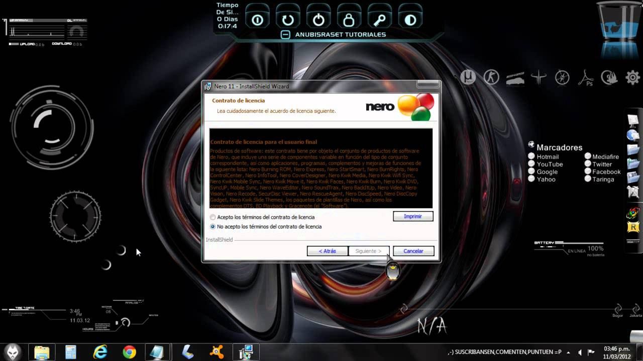 google chrome descargar gratis en espanol ultima version 2011 sin virus