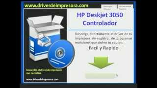descargar controlador para impresora hp deskjet 3050
