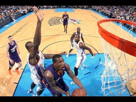 Eric Bledsoe Does It All for The Suns!