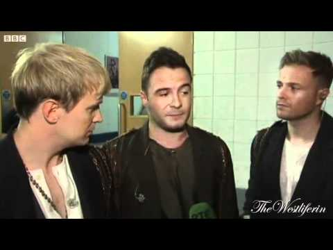 Westlife -  BBC News / Farewell concert in Dublin