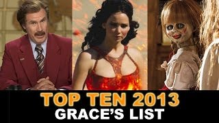Top Ten Movies Of 2013 : Catching Fire, Her, The Conjuring