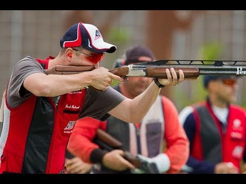 Double Trap Men - 2010 ISSF World Championship in all Shooting events in Munich