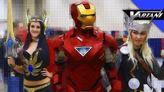 Dallas Comic Con 2014 & Comic IQ!