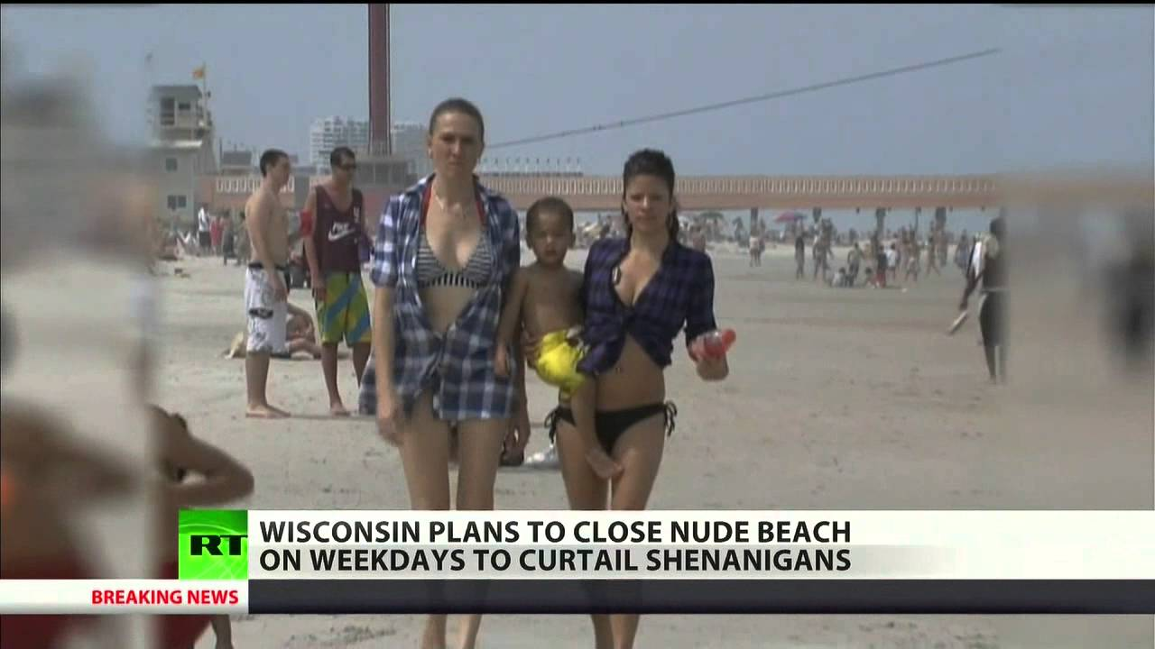 Has surprised Wisconsin nude beaches dare once