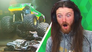 Irish People Watch Monster Trucks For The First Time