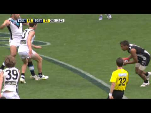 2011 AFL Goal Of The Year - Andrew Krakouer Rd 1