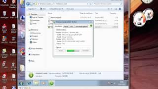 ATIVANDO WINDOWS 7 Loader 2.1.3