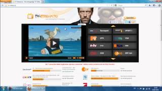 Kostenlos Im Internet Fernsehen TV-Stream.to [HD