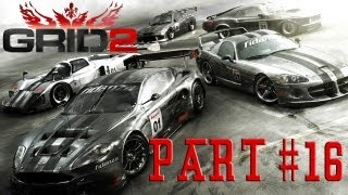 GRID 2 Career Walkthrough Very Hard Guide PC G25 Dubai VIP Checkpoint Vehicle Challenges Nissan 370Z