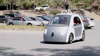 Google lança protótipo de carro que anda sozinho