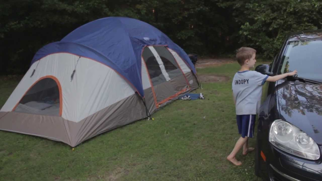 Family Camping Tents Inside Www Imgkid The Image