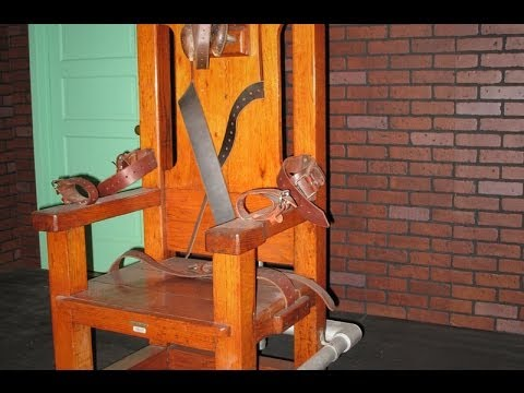 Electric Chair Executions Could Be Coming Back To...