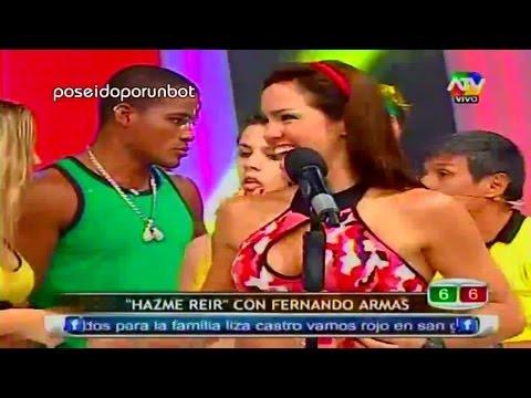 COMBATE: Hazme Reir con Fernando Armas. CHISTES 31/01/13