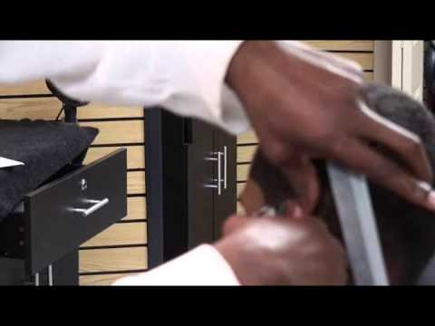 Black Men Haircuts & Black Men HairStyles by King Sharper Im